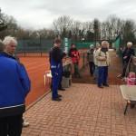 Eröffnung der Tennisplätze 2016