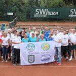 Vier-Städte-Turnier 2018 beim TV Grün-Weiß Welldorf-Güsten.